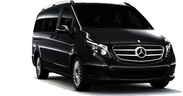 Luxury Van - Mercedes Minivan