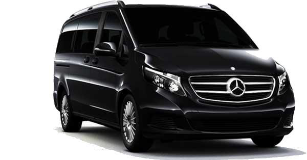 Luxury Van - Mercedes Minivan