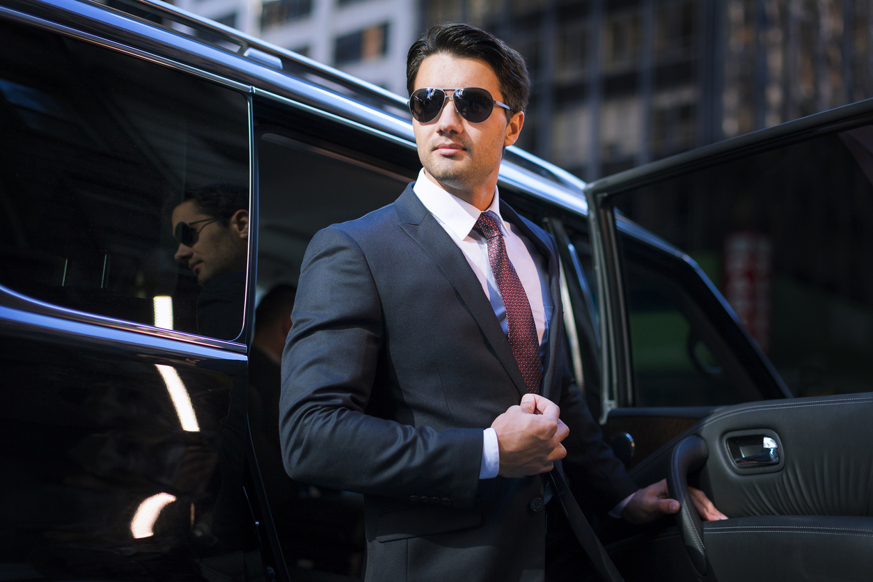 Corporate limo services Rome
